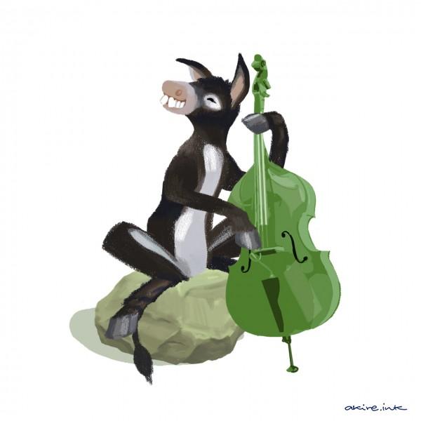 donkey manouche